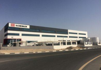 DB Schenker otevřel své nejmodernější logistické centrum na Blízkém východě