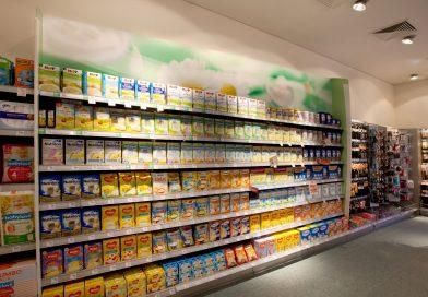 Ročně zákazníci nakoupí téměř  5 000 000 výrobků babylove