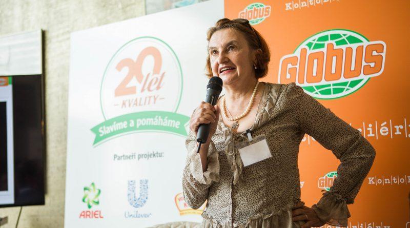 Charitativní sbírka Globusu přinesla  za první měsíc 7,6 milion