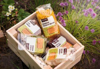 Sklizeno ve Sklizeno – nová značka kvalitních potravin
