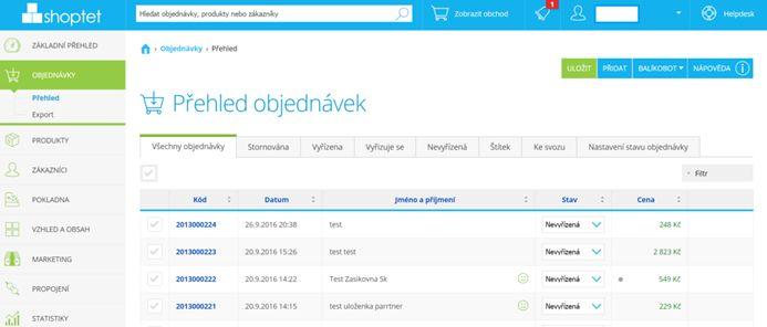E-shopy pozor, API Česká pošta je realitou!