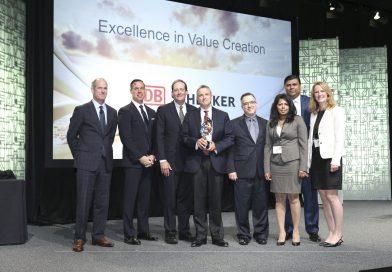 DB Schenker získal od společnosti Cisco ocenění Excellence za vytváření hodnot