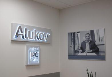 ALUKOV otevřel své Výzkumné a vývojové centrum