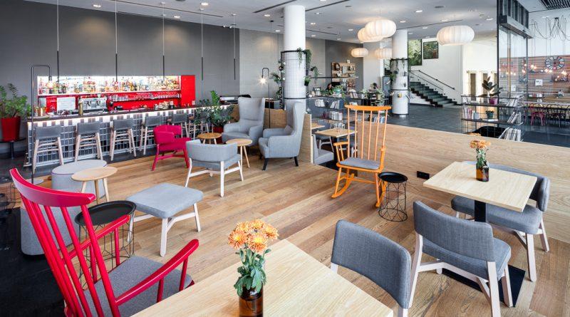 Vienna House Easy Pilsen - lobby