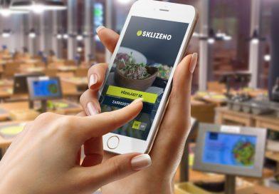 Nová mobilní aplikace Sklizeno nabídne objednání jídla a časem i přípravu nákupu a scan&go