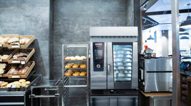 Inteligentní technologie pro přípravu jídel v supermarketech