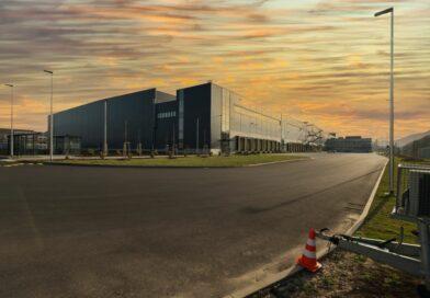 Jedno z největších logistických center Lidlu v Evropě zahájilo provoz