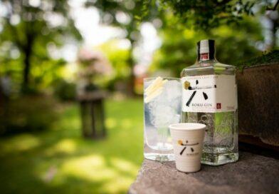 Japonský gin na českém trhu